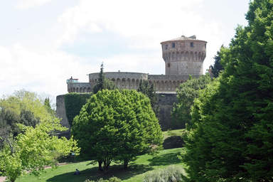 Замок Медичи