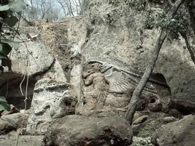 Гробница крылатых демонов