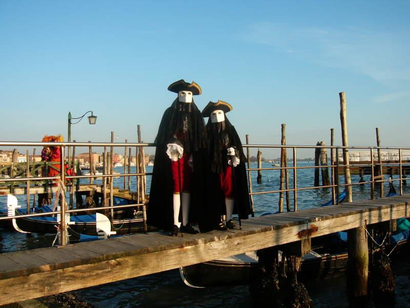 Карнавал в Венеии