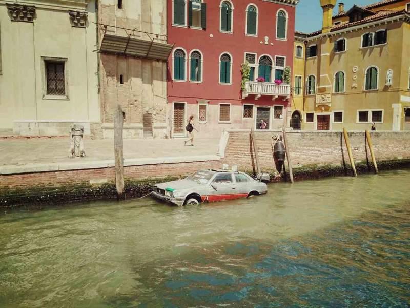 В Венеции можно увидеть то, что нельзя больше увидеть нигде!
