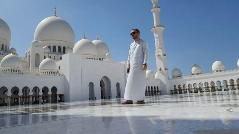 Мечеть шейх Заида