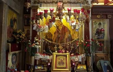 Богородица Кассиопитра