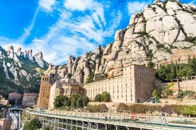 Монастырь и Базилика Монтсеррат