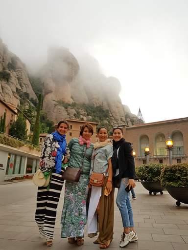 Мои туристы:)