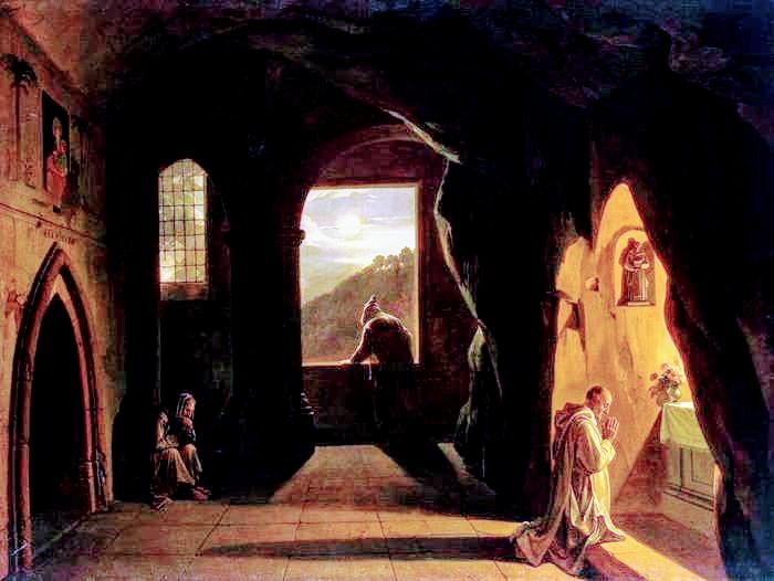 Отражение средних веков