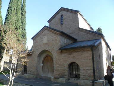 Черковь Святого Георгия в Бодбе