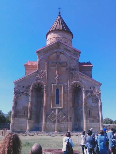 Церковь Самтависи