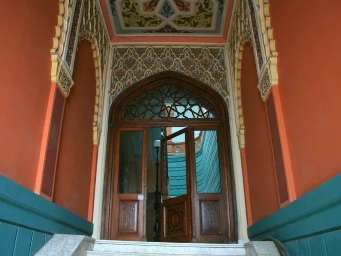 Дом Калантаровых