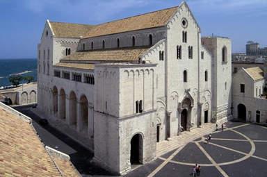 базилика Николая Чудотворца