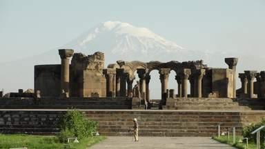 Звартноц - храм 7 века