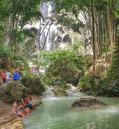Водопад Тумалог