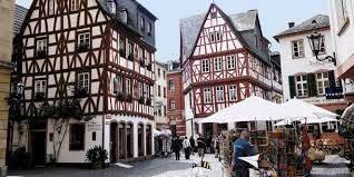 старый город в Майнце
