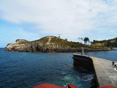 остров Сан Николас