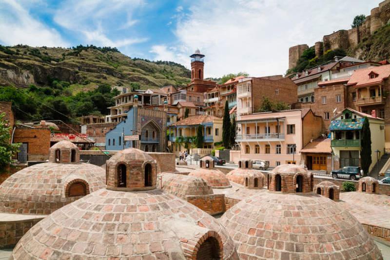 Тбилисские бани
