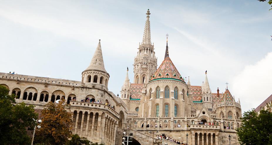 экскурсия в Будапеште
