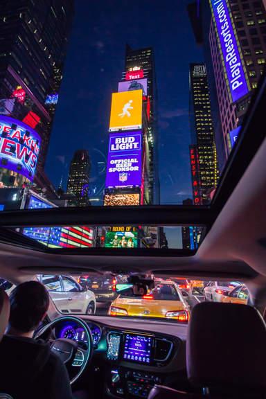 индивидуальная экскурсия  'Обзорная экскурсия по Нью-Йорку'