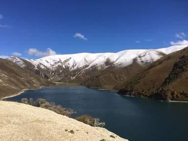 Озеро Кезеной, Чеченская Республика