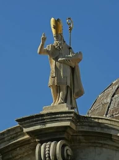Святой Влас- защитник Дубровника