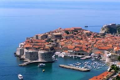 Дубровник-старый город