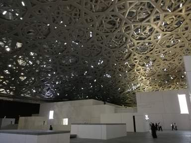 Экскурсия в Лувр Абу Даби (Louvre Abu Dhabi)