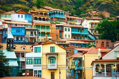 Балкончики старого города