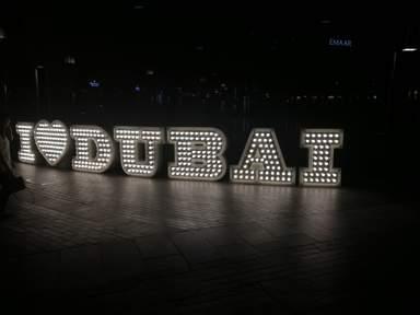 Обзорная экскурсия по ночному Дубаю