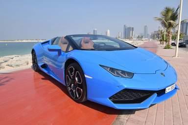 Аренда машин в Дубае