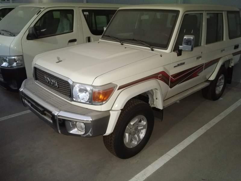 Купить новый автомобиль в Дубае