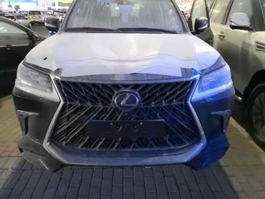Купить новый автомобиль в Дубае - Lexus