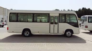 Купить новый автомобиль в Дубае - Coaster
