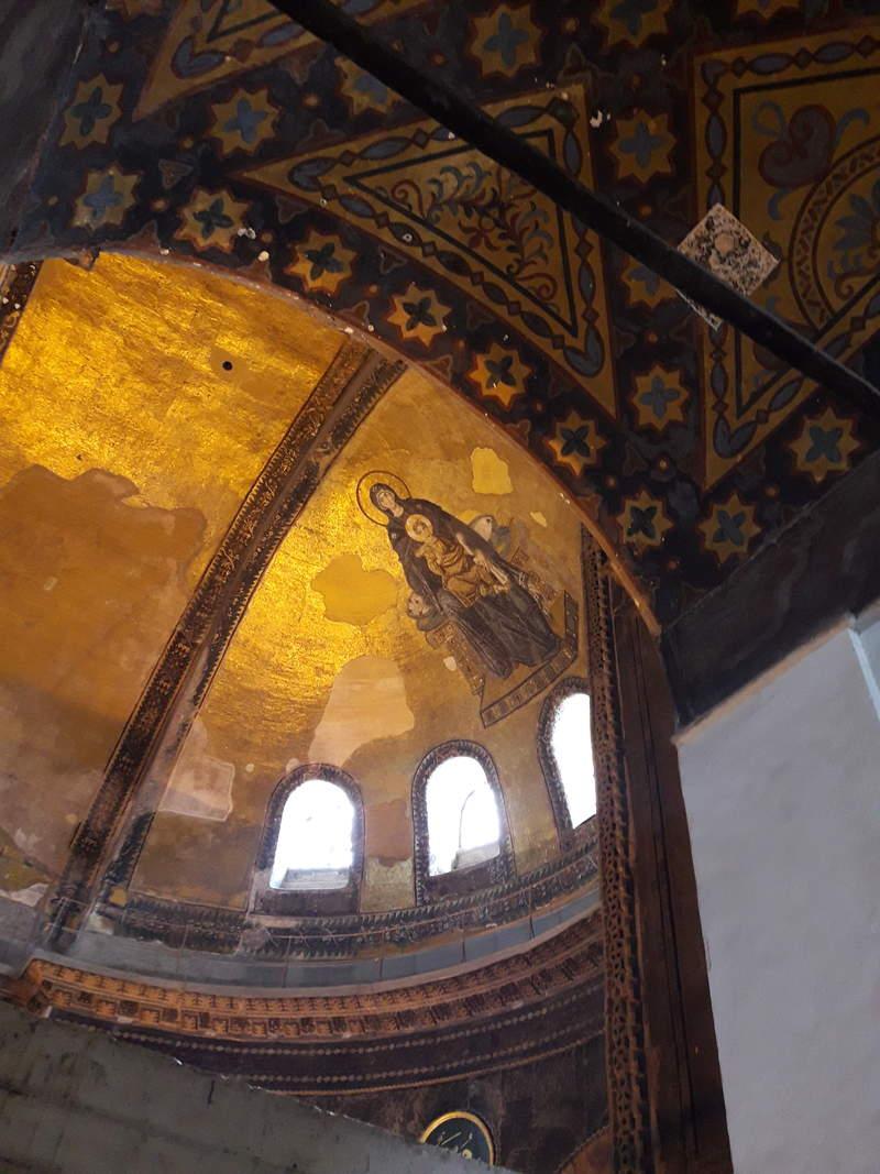 Мозаика АяСофии
