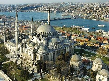Сулеймание мечеть
