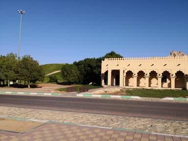 Целебные Родоновые источники - эмират Эль Айн