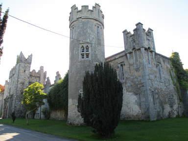 Башня Замка Хоут