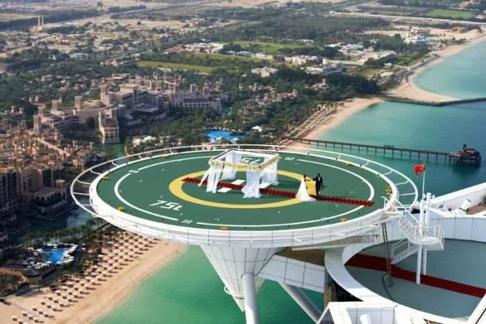 Организация свадеб в Дубае , торжественных мероприятий
