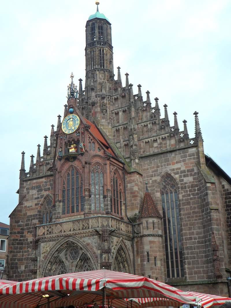 Церковь Богоматери