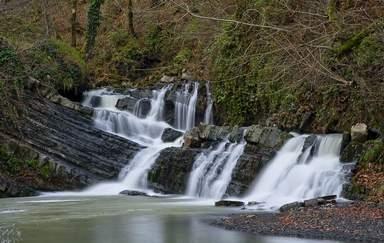 Змейковский водопад