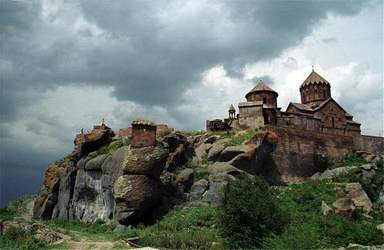 Монастырский комплекс Аричаванк