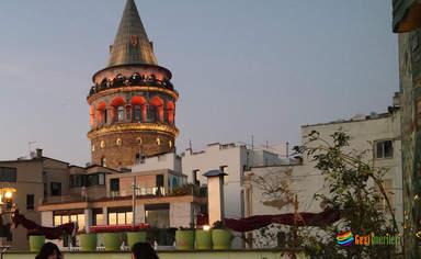Галата Башня