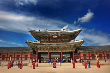Королевский дворец Кёнбоккун