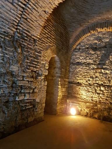 Подземелье Византия