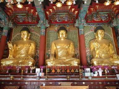 Буддийский храм Чогеса