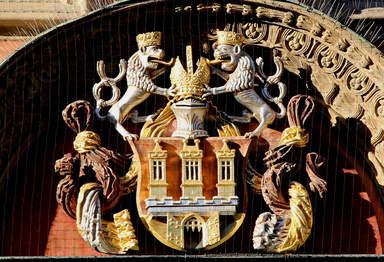 Герб Старого город пражского