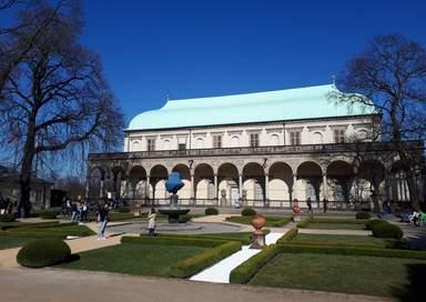Королевский летний дворец в Праге