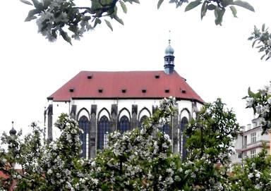 Костел Девы Марии Снежной в Праге