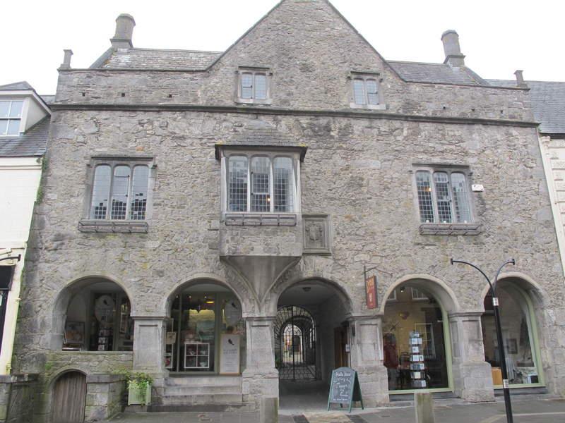 средневековый дом-музей