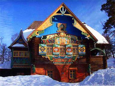 сказочный домик «Теремок»