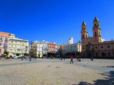 площадь Св. Антония