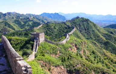 Великая Китайская Стена в Пекине!