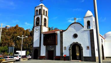 Сантьяго-дель-Тейде. Церковь короля Фернандо